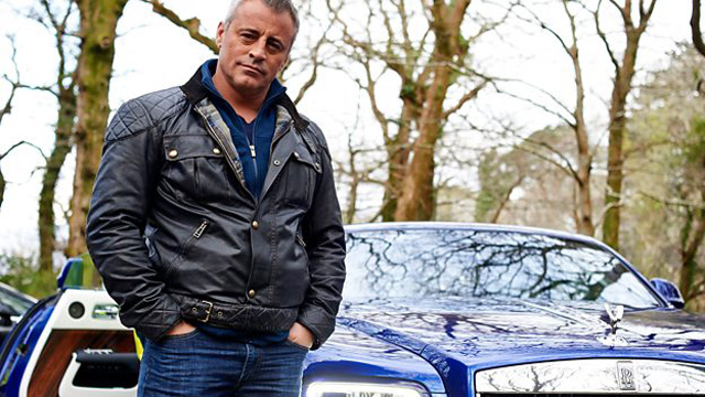 Matt LeBlanc Signs Two-Series Deal for Top Gear
