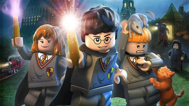 Warner Bros and TT Games Releases The LEGO HARRY POTTER COLLECTION Worldwide.