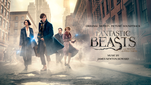 Listen to the Main Theme from the Fantastic Beasts Soundtrack!