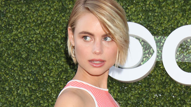 Lucy Fry is joining the Bright cast.