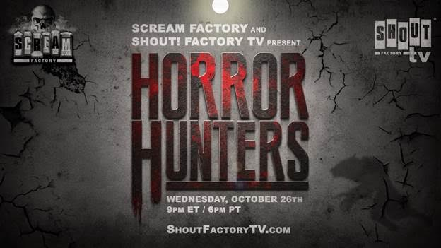 Scream Factory and Shout! Factory Bring Horror Hunters to TV