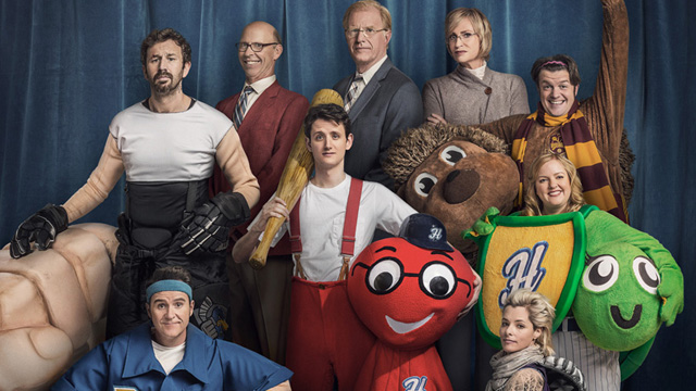 The Mascots cast discusses the new Netflix comedy, armadillos and the Christopher Guest Cinematic Universe.