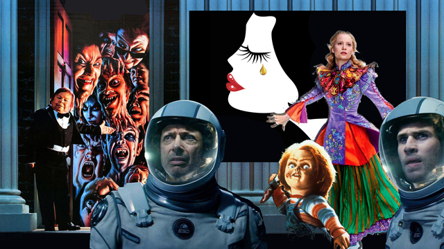 Alice Through the Looking Glass, Independence Day Resurgence and lots more come home October 18!