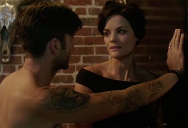 Exclusive Broken Vows Clip: Jaimie Alexander in Trouble With a Stalker