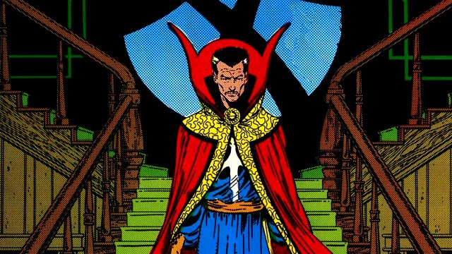 Doctor Strange stories are the focus of this week's spotlight!
