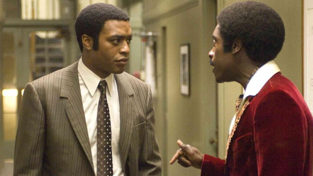 American Gangster was another well received entry on the Chiwetel Ejiofor movies list.