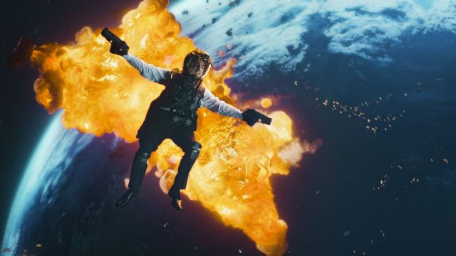 Let's Go to Space! Call of Duty: Infinite Warfare Live-Action Trailer Debuts