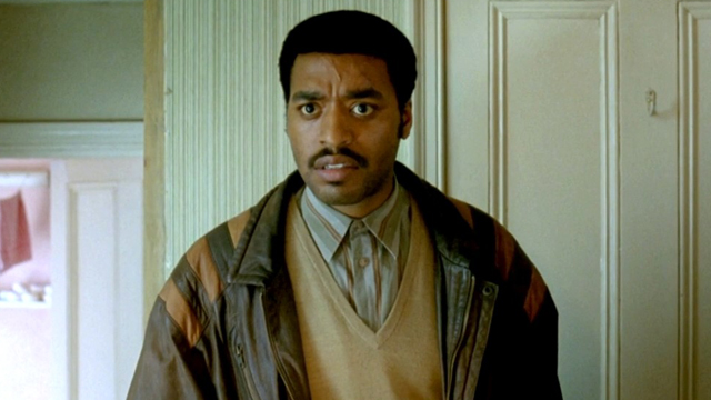 The Chiwetel Ejiofor movies list continues with Dirty Pretty Things.