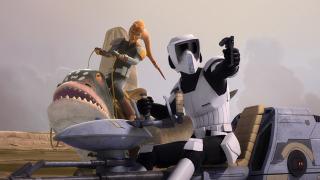 Hera's Heroes: Catch a Preview of Star Wars Rebels 3×05