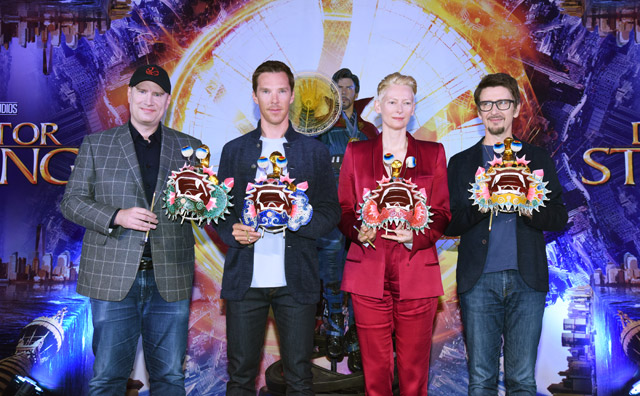 Doctor Strange Hong Kong Fan Event Photos