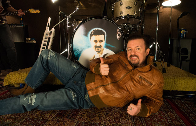 David Brent: Life on the Road Premiering on Netflix in February