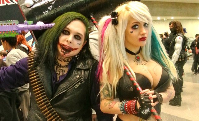 Cosplay Photos from the 2016 New York Comic Con!