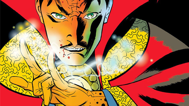 The Oath is one of the best Doctor Strange stories.