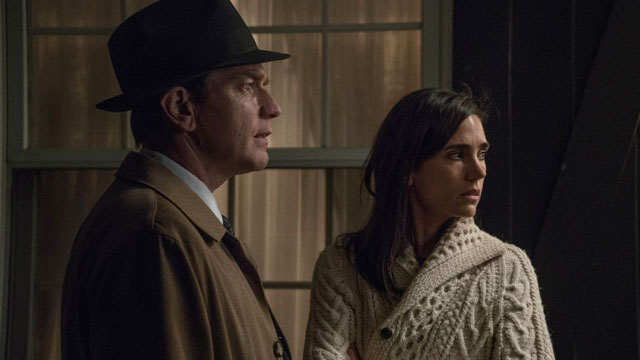 CS sits down with Ewan McGregor and his American Pastoral cast.