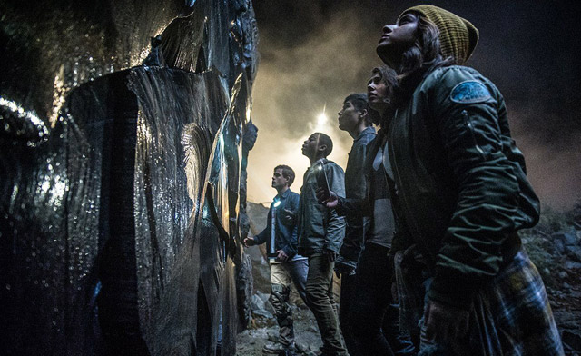Power Rangers Teaser Trailer Revealed by Lionsgate!
