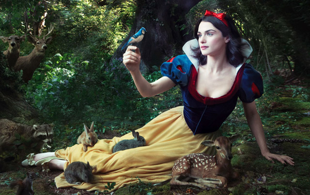 Disney Developing a Live-Action Snow White Movie