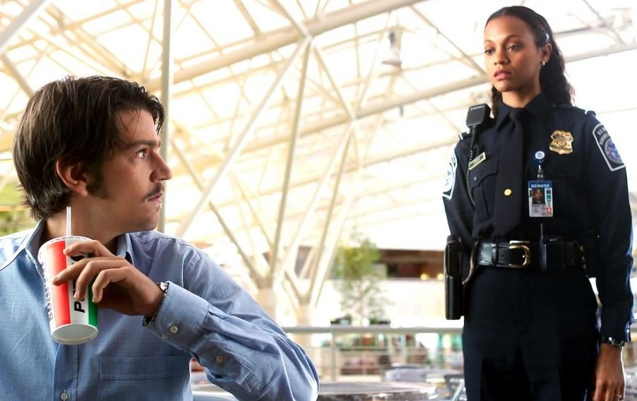 The Diego Luna movies list continues with The Terminal.