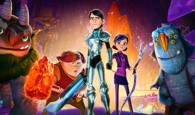 DreamWorks' Trollhunters Trailer and Premiere Date