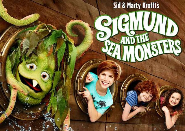 Sigmund and the Sea Monsters Revival Series Coming from Amazon