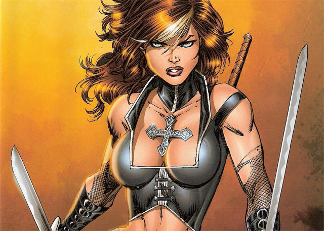 Rob Liefeld's Avengelyne Sets Up at Paramount With Akiva Goldsman