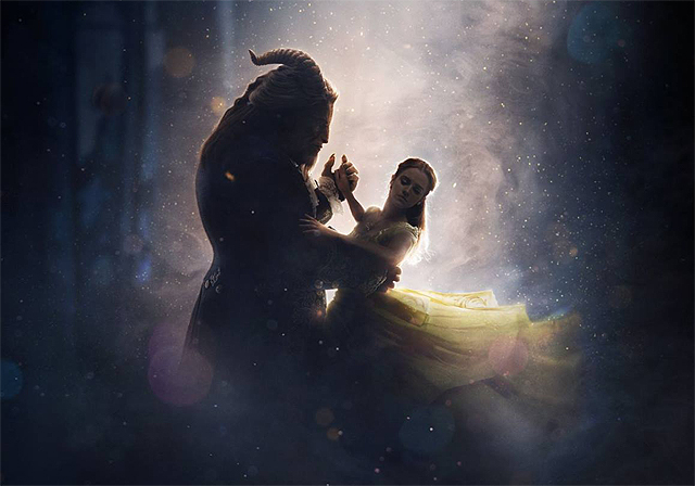 Watch the new Beauty and the Beast movie trailer! The new Beauty and the Beast movie stars Emma Watson and Dan Stevens.