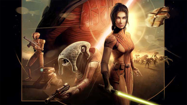 Knights of the Old Republic is one of the most popular Star Wars stories.