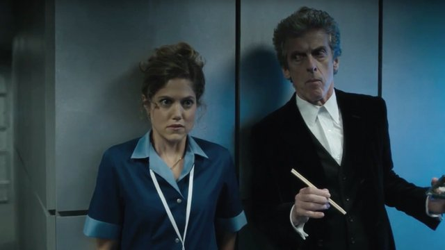 Check out a first clip from Doctor Who's 2016 Christmas Special, The Return of Doctor Mysterio!