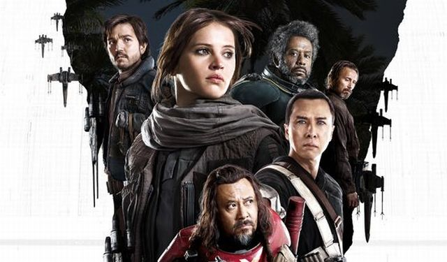 IMAX reveals new poster for Rogue One: A Star Wars Story