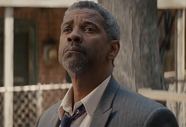New Fences Trailer With Denzel Washington