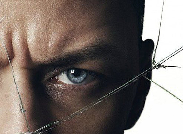 New Split Poster is Here, Featuring James McAvoy