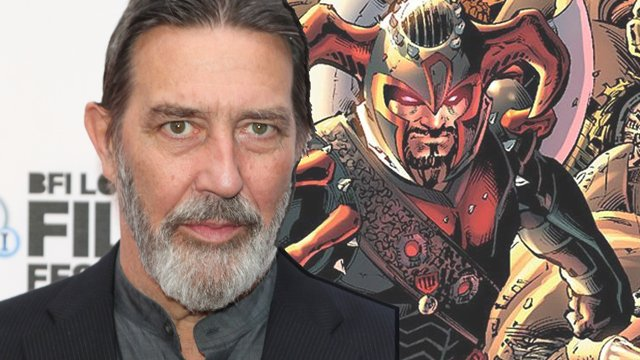 Ciarán Hinds will play DC Comics' Steppenwolf in Justice League.