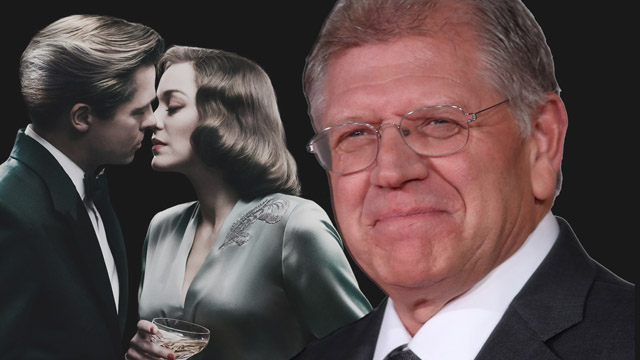 CS sits down with legendary director Robert Zemeckis to talk about his latest feature film, the World War II drama Allied. Brad Pitt & Marion Cotilard star.