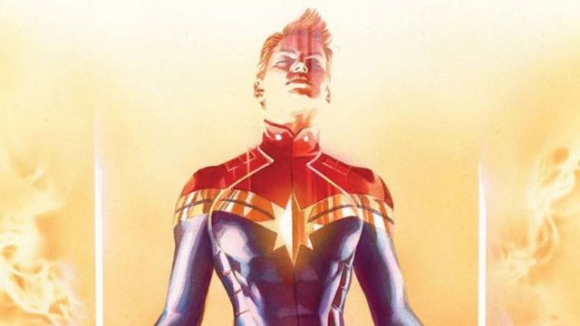 Captain Marvel Film Brie Larson Shares Her Thoughts