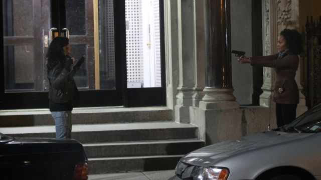 Jessica Jones Meets Misty Knight in First Defenders Set Photos!