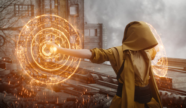 Doctor Strange Conjures Up $32.6 Million on Friday