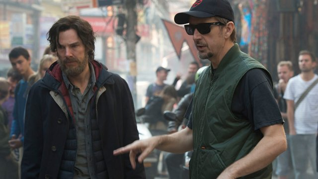 Scott Derrickson reveals some Doctor Strange Easter eggs!