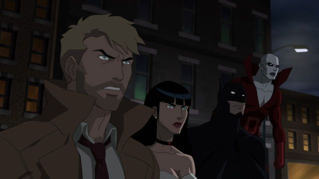 Justice League Dark Release Date and Cover Art