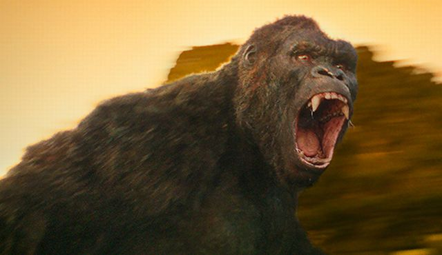 First Look at Kong: Skull Island's New King Kong