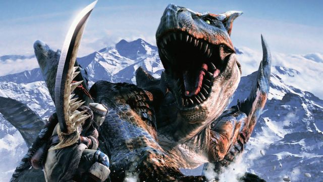 Monster Hunter Animated Special to Debut in 2019