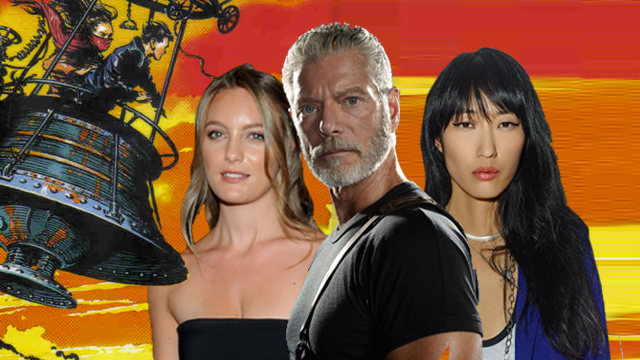 Stephen Lang is one of the additions to the Mortal Engines movie cast.