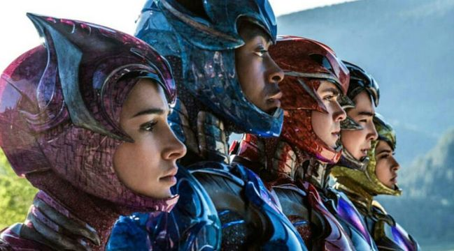 New Power Rangers Zords Revealed from Upcoming Film