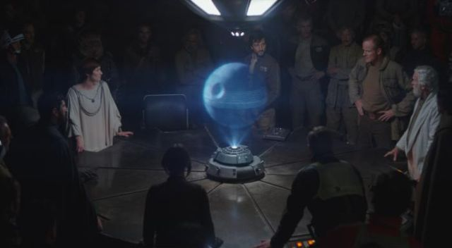 New Rogue One Story Featurette Goes Behind-the-Scenes