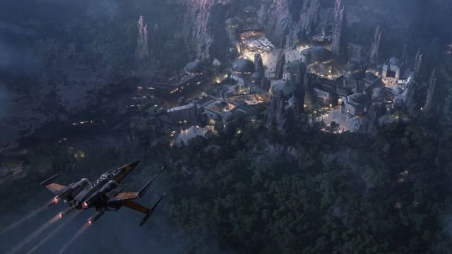 New Details on Disney's Star Wars Land, Pandora: The World of Avatar