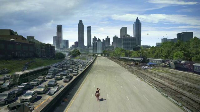 From Comics to Screen: Visual References in The Walking Dead Season One