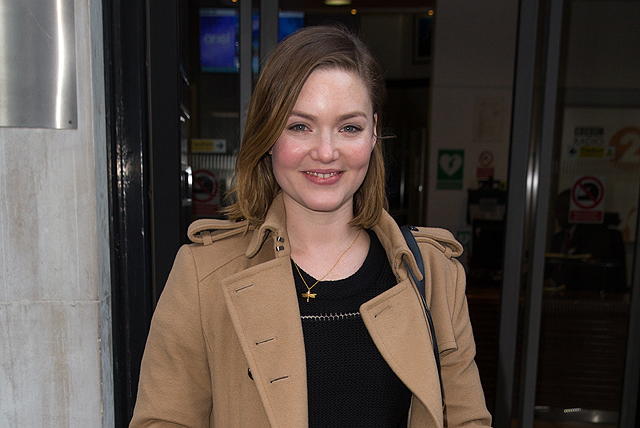 Cormoran Strike Series Lands Holliday Grainger to Co-Star