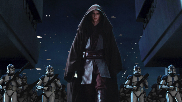 The Star Wars Story continues in Attack of the Clones, but it's also where the Star Wars starts to get dark.