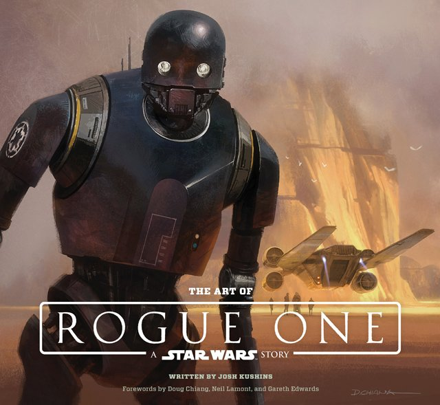 9 Scrapped Ideas from Rogue One: A Star Wars Story