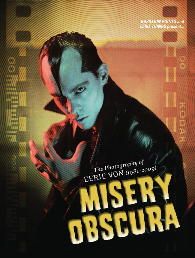 Eerie Von Releases The Misfits and Danzig Photo Book
