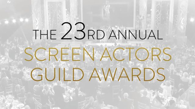 23rd Annual SAG Award Nominations Announced