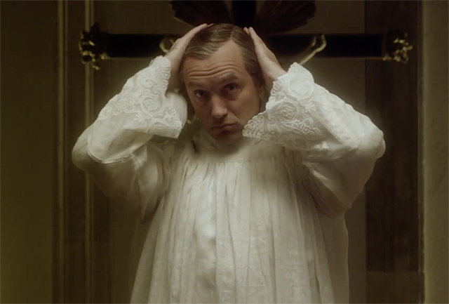 Jude Law is Dangerous in New The Young Pope Trailer